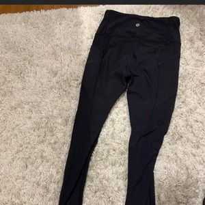 Lululemon Fast and Free High Rise